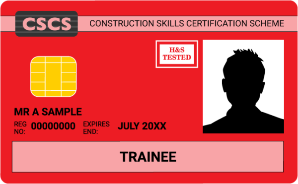 Red Card – Trainee
